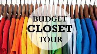 Budget Closet Organization Tips: For Any Closet!