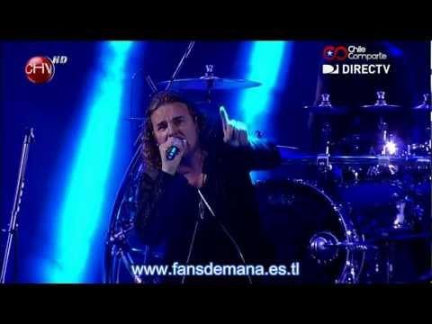 Maná Lluvia al corazon [Live HD]