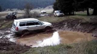 Subaru Forester 4X4nafplio