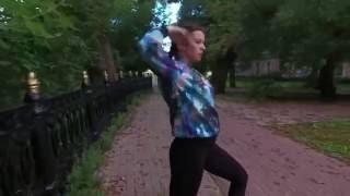 Лена Лирмак. Prezident Вreakerz. Обучение современным танцам в Череповце.