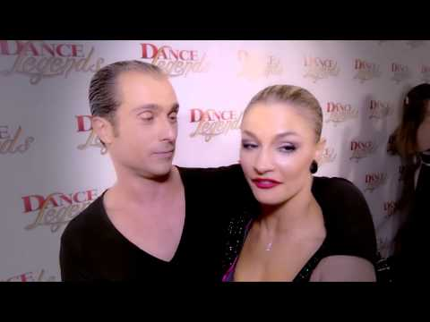 Riccardo Cocchi & Yulia Zagoruychenko Interview at Dance Legends 2014
