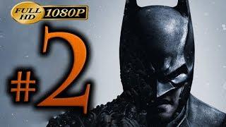 Batman Arkham Origins Walkthrough Part 2 [1080p HD] - No Commentary