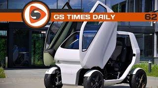 GS Times [DAILY]. Машина, которой не страшны парковки