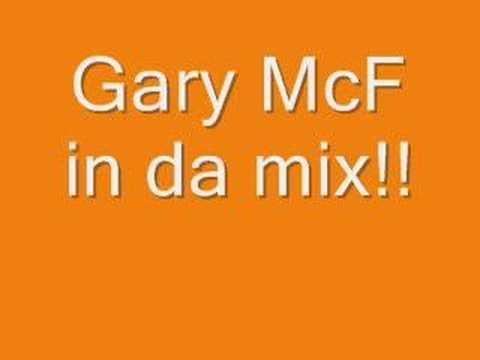 Dj GaryMcF {the weekend tune}