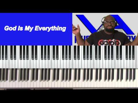 God Is My Everything by Chicago Mass Choir (David Cartwright)