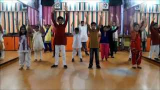 Tung Tung Baje | Singh Is Bliing | Kids | Dance Moves By Step2Step Dance Studio