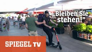 E-Scooter vs. Fußgänger - Kampf um die Straße (SPIEGEL TV)