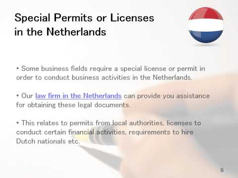 Legal Services in the Netherlands