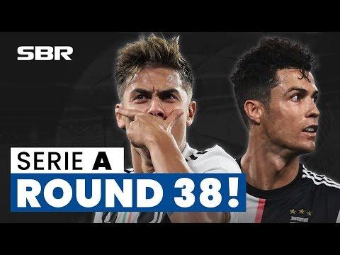 Serie A Week 38 Football Match Tips, Odds & Predictions