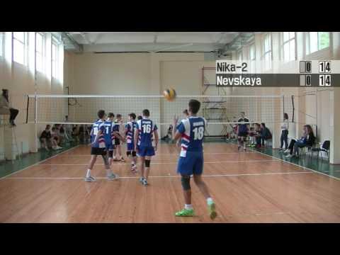 Игра за первое место . Ника-2 vs Невская, турнир в Питере (30.09.16-02.10.16)