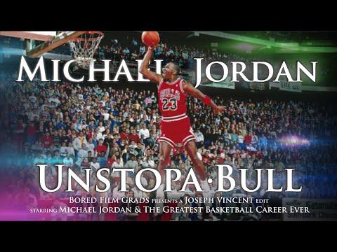 Michael Jordan - Unstopabull