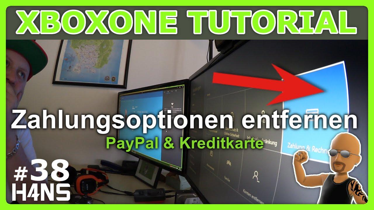 Zahlungsoptionen Entfernen Xbox One Tutorial Nxoe 38