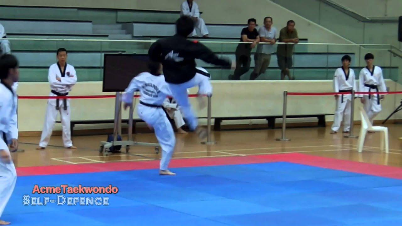 Self-Defence: Sr1 - Acme Tkd (2014)