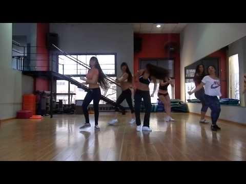 Leo Santana - Nossa Cor - Axe Moi - Clases Bahia Mix Coliseum Gym