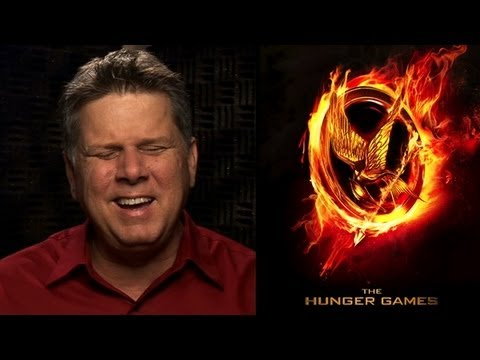 THE HUNGER GAMES review (no spoilers) - BLIND FILM CRITIC