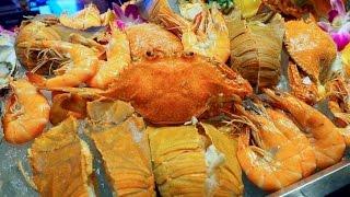 รีวิว บุฟเฟ่ต์ #25: BBQ Seafood Buffet @Intercontinental PATTAYA Resort
