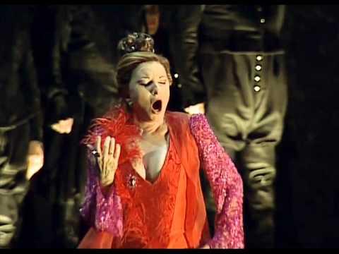 Mariella Devia - Interview on Lucrezia Borgia - 2001