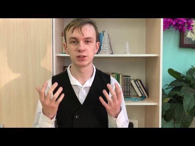 Изображение предпросмотра прочтения – ДаниилКозьмин читает авторское произведение «Давно ли говорили вы спасибо?»