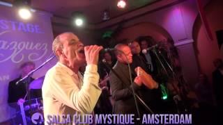 Repeat youtube video Ahi Na' Ma Frankie Vazquez y Los Misticos