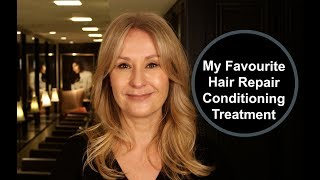 My Favourite Hair Repair Treatment - Nadine Baggott