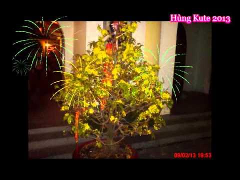 [HD] Mùa Xuân Ơi (Remix) - Hùng Kute 2013