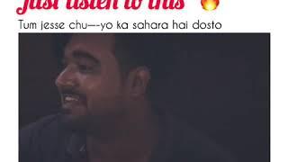 tum jaise chutiyo ka sahara hai dosto Honey sandhu| rajeev raja |yaro ne mere vaste | friends anthem