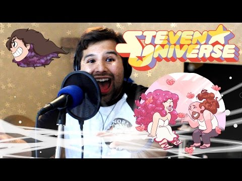 Steven Universe - Full Disclosure + Like A Comet (Cover by Caleb Hyles)