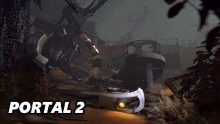 Portal 2    Прохождение    Часть 1