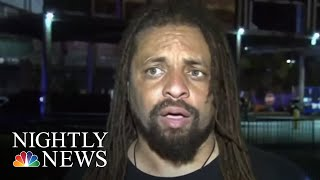 At Least 20 Injured After Gunfire Erupts At New Jersey Art Festival | NBC Nightly News