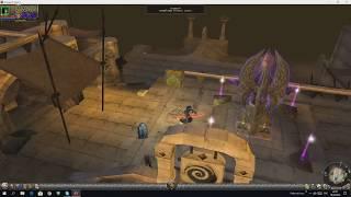 Dungeon Siege 2 нет курсора мышки