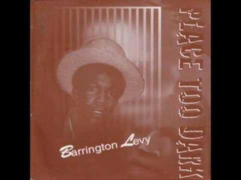 DJ APR VOL 2 Barrington Levy Winston Hussey PonYourTeardrops