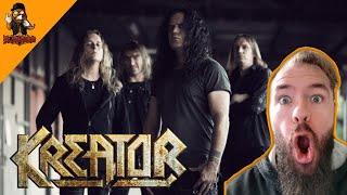 Kreator - Hail to the Hordes | Reaction | Deutsch/German