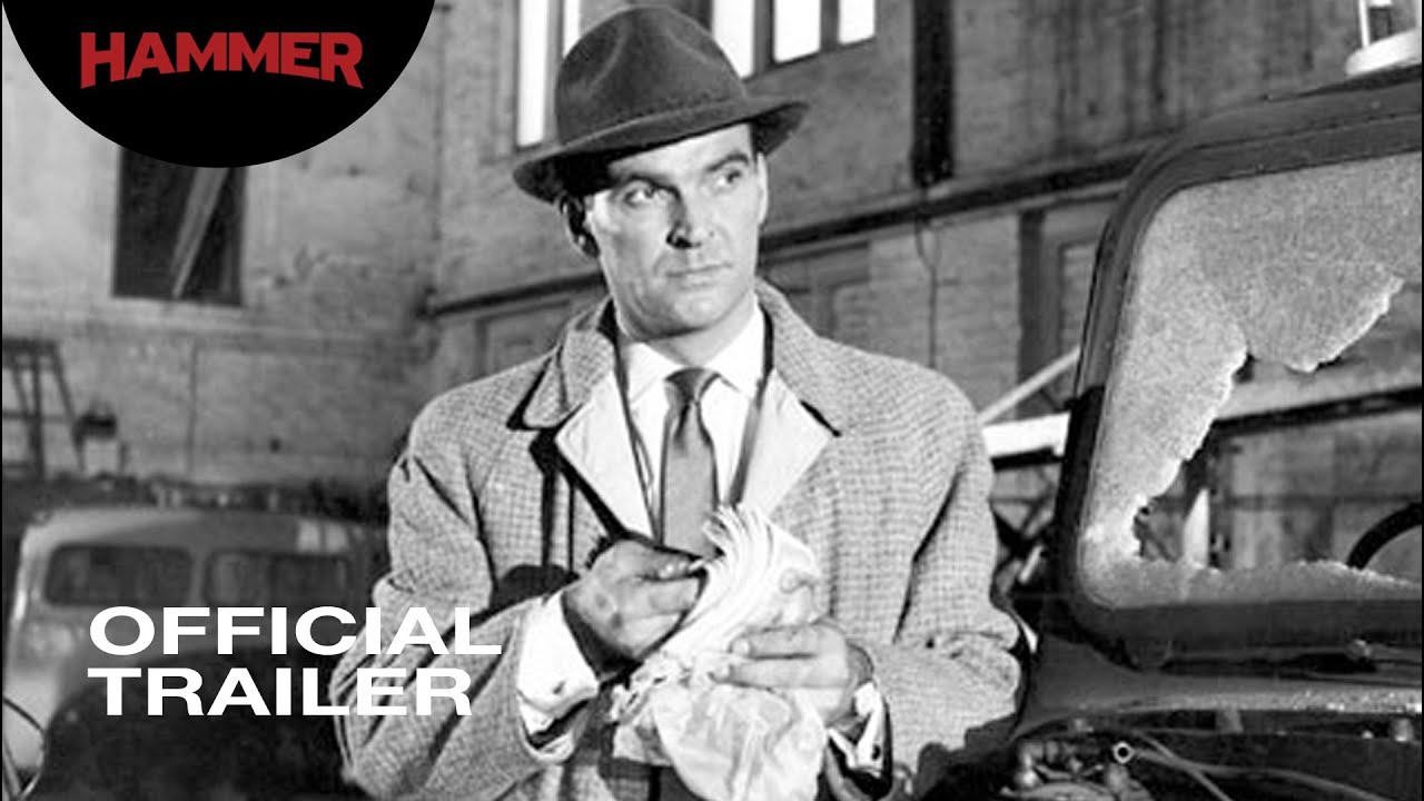 Hell Is A City / Original Theatrical Trailer (1959)