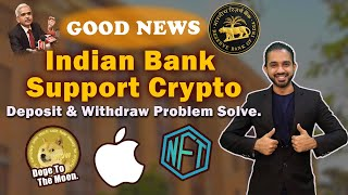 Indian Bank Support Crypto   Dogecoin $1 Soon?   Bitcoin New Law   Cryptocurrency News Today  