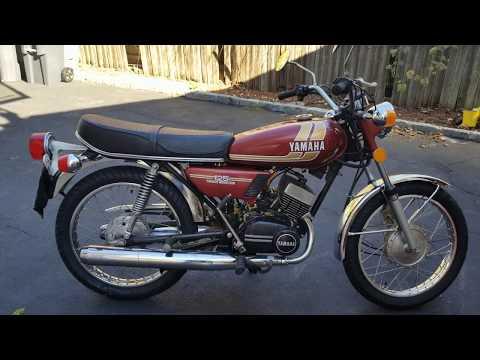 1975 YAMAHA RD