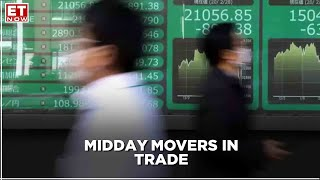 Markets dragged by metal, FMCG, power stocks; ACC climbs 3% after firm results | Midday Movers