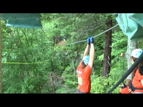 Ace Adventure Resort Guinness Zip Line World Record Challenge