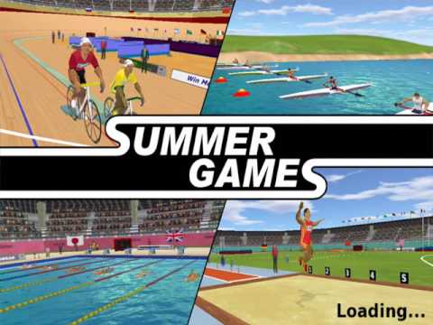 Summer Games 3D - Gameplay IOS & Android