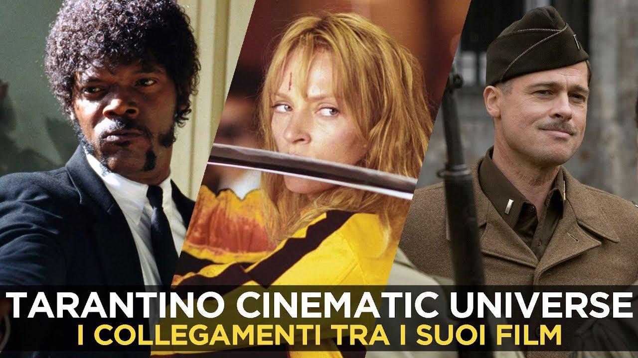 Tarantino Cinematic Universe Tutti I Collegamenti Tra I Suoi Film