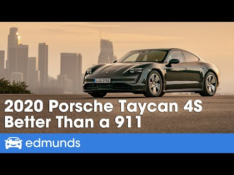 2020 Porsche Taycan Prices Reviews And Pictures Edmunds