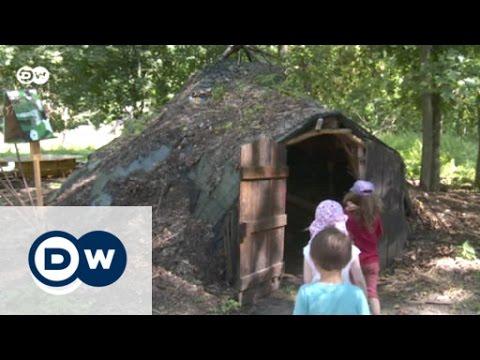 Ein deutscher Kindergarten - mitten im Wald | Global 3000