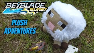 Beyblade Plush Adventures | Ep. 2 - Spryzen! Samuel the Sheep!