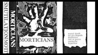 Watch Morticians Deathstars video