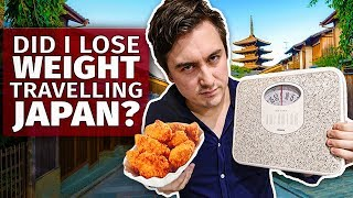 How Much Weight I Lost Travelling 2,000km Across Japan