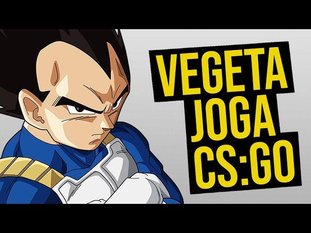 Vegeta Joga Cs:go