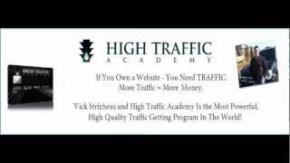 High Traffic Academy GOES NUTS