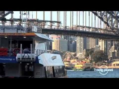 Sydney City Guide - Lonely Planet travel videos