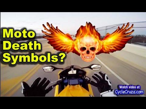 why-death-symbols-on-motorcycle-gear-moto-vlog