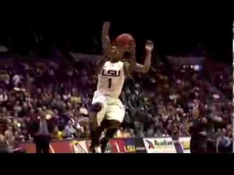 LSU Basketball: 2012-13 SEC Highlights