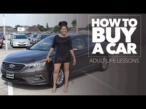 How To Buy A Car | Adult Life Lessons | Jouelzy